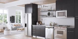 how to clean white melamine kitchen cabinets modern grey matte melamine kitchen cabinet op15 m12 oppein