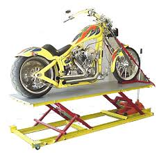 motorcycle lift table plans motorcycle table lift plans more