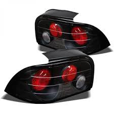 1994 mustang tail lights spyder 1994 1995 ford mustang tail lights