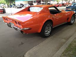 1978 corvette front bumper 1974 1982 rear bumper chrome bumper look custom image corvettes