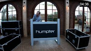 mobile photo booth humpter console pro mobile dj booth dj console dj table
