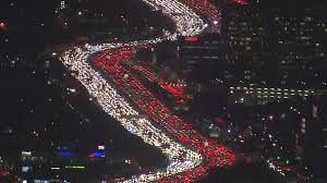 the enduring l a tradition terrible traffic la times