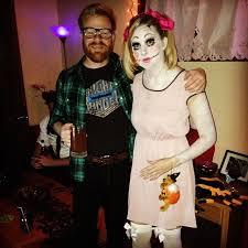 creepy costumes diy scary costumes popsugar smart living