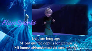 let it go french subs multi trans youtube