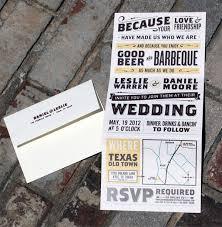vintage style wedding invitations daniel leslie s vintage poster style wedding invites