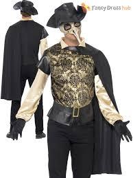 halloween 4 mask ebay mens phantom of the opera costume dark masquerade fancy dress