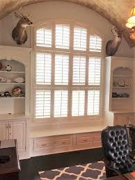 Tudor Homes Interior Design by Window Treatments For Tudor Homes Sunburst Shutters