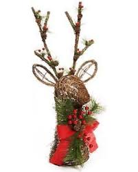 savings home accents country twig deer
