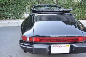 porsche california 1984 porsche 911 cabriolet conversion city california auto fitness