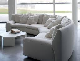 round sofa stylish round sofas and comfortable half round sofa beds luxury
