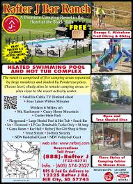 halloween store rapid city sd rafter j bar ranch camping resort hill city campgrounds good
