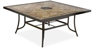 Square Patio Tables 20 Awesome Modern Day Square Patio Tables Home Design Lover