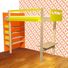 Plans For Building A Loft Bed With Storage by Build Your Own Beautiful Loft Bed Or Bunk Bed Single Or Double