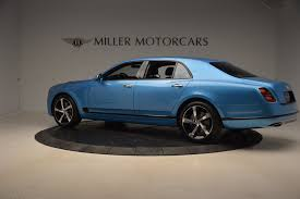 bentley mulsanne speed blue 2018 bentley mulsanne speed design series taking orders now 50