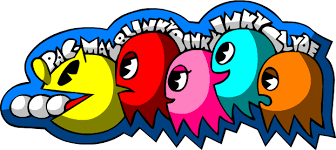 doodle pacman pac favourites by cheezn64x on deviantart