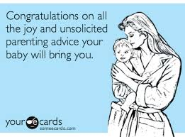 Parenting Advice Meme - how to deal with unsolicited advice