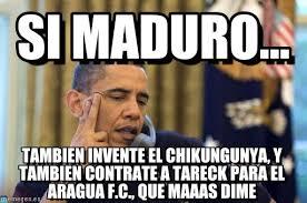 Memes De Obama - si maduro no i cant obama meme on memegen