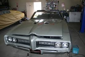 Pontiac Gto Pictures 1968 Pontiac Gto Convertible Tennessee Classic Automotive