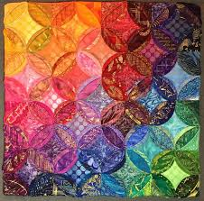 the 25 best cathedral window quilts ideas on