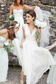 robe de mariage simple tendance mode 60 des plus belles robes de mariage civil 2016 en