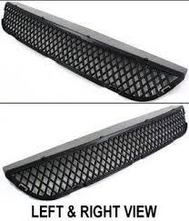 2007 jeep grand grille front bumper grille black mesh jeep grand 2008 2007
