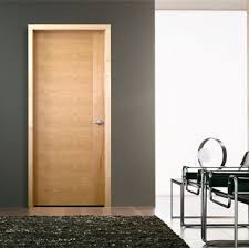 Lovin This Look For Interior Doors Lately Plain Sliced White - Modern interior door designs