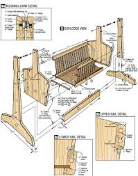 Free Woodworking Plans For Baby Crib by How To Build A Baby Crib Life Of A Sysadmin