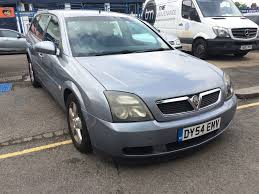 vauxhall vectra estate 1 9 diesel cdti manual silver 2004 in