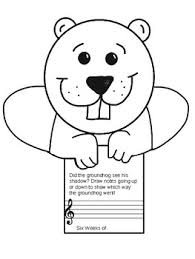 groundhog day music worksheets rhythm and melodic contour tpt