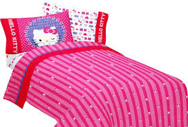 Hello Kitty Duvet Hello Kitty Bed Set Full Size U2014 All Home Ideas And Decor Latest