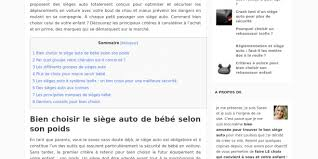reglementation siege auto bebe siege auto reglementation 100 images déco reglementation