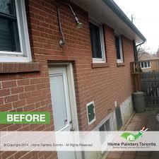 toronto brick painting contractor brick house painter toronto