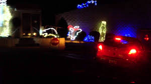 charlotte motor speedway christmas lights 2017 christmas lights at charlotte motor speedway youtube