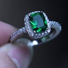 cheap diamond engagement rings online get cheap diamond cushion cut ring aliexpress com