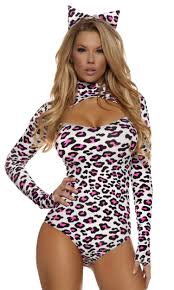 leopard halloween costume women u0027s cat costumes forplay