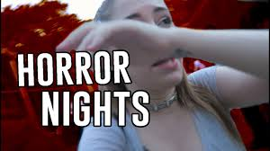 halloween horror nights promo code 2016 scariest vlog ever horror nights extrajill youtube