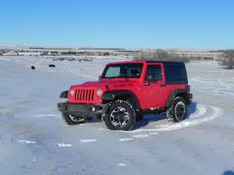 red jeep rubicon jeep wrangler rubicon hard rock is old with a better stereo