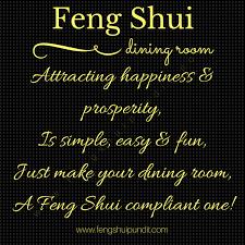 Feng Shui Dining Room  Feng Shui Pundit - Dining room feng shui