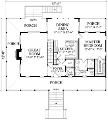 southern style house plan 3 beds 2 5 baths 2282 sq ft plan 137 floor plan main floor plan