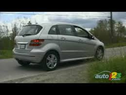 2007 mercedes b200 review 2007 mercedes b200 turbo review by auto123 com