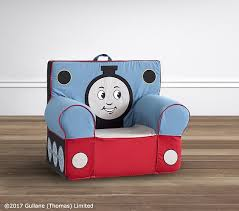 Thomas The Tank Duvet Cover Thomas U0026 Friends Anywhere Chair Pottery Barn Kids