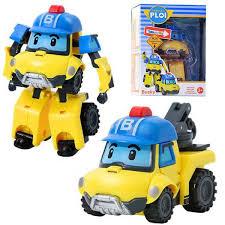 film kartun anak online robocar transforming robot bucky toko mainan anak online menjual