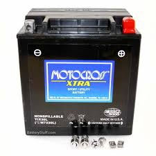 yix30lbs battery yuasa motocross 12v motorcycle batteries