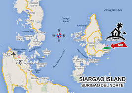 Philippines Map World by Siargao Surigao Map Philippines Islands Miles Of Isles