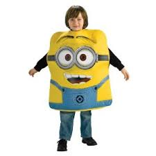 Minion Costumes Halloween Despicable Minion Costumes Thepartyanimal Blog
