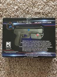 light gun arcade games for sale new aimtrak arcade light gun for pc video games in henderson nv