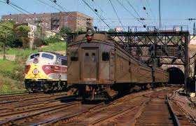 new jersey train rides and museums