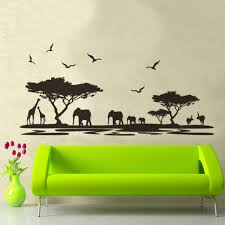art on walls home decorating artwork for wall designing wall art art on walls home decorating aliexpress buy large art wall stickers beautiful scenery concept