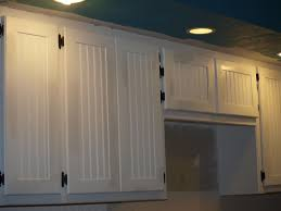Painted Beadboard Kitchen Cabinets  READINGWORKS Furniture  How - Beadboard kitchen cabinets