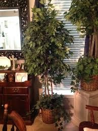 artificial decorative trees for the home artificial ficus trees keep or discard